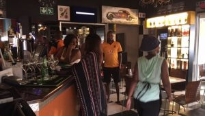 Drinking is a big part of South Africa's social scene