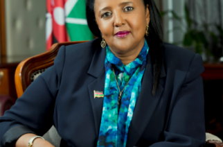 Why I want to Lead Africa – Amina Mohamed