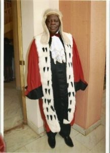 Supreme Court Judge Ayah Paul is the most recent high profile arrest in the ongoing crack down of Southern Cameroons leaders