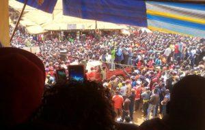 Activists in Cameroon's English-speaking regions complain of marginalisation. Credit: Mbom Sixtus.