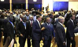 Photo: Rwanda Government Many of Africa's leaders at independence were acclaimed writers, but this is no longer the case.