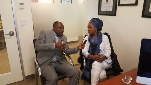 Liberia must be for all Liberians says MacDella Cooper