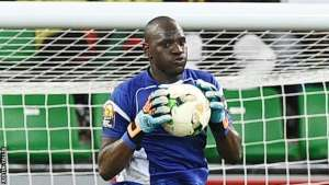 Denis Onyango is rated by Caf as the best player in Africa