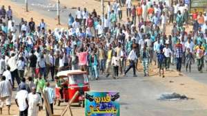 Sudan has been hit by a wave of protests over the worsening economic situation