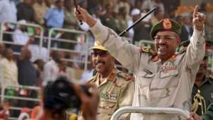 President Omar al-Bashir refuses to stand trial at the International Criminal Court on war crimes charges