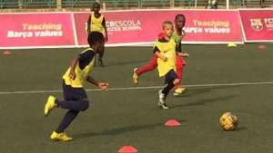 The school aims to nurture young talent to become future stars