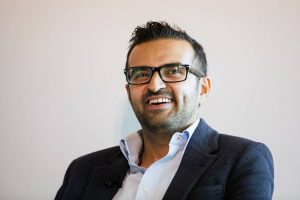 Ashish Thakkar, founder of Mara Group, has run into problems with some of his ventures. PHOTO: DREW ANGERER/BLOOMBERG NEWS