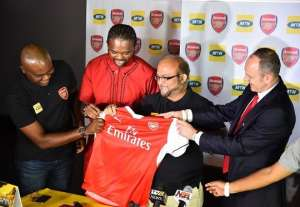 Arsenal Football Club enters partnership with MTN Nigeria