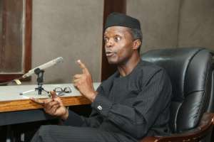 Vice President Yemi Osinbajo has been running affairs in the absence of President Buhari