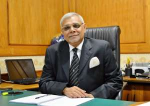 Mr Sharif Rahman, CEO of IEC