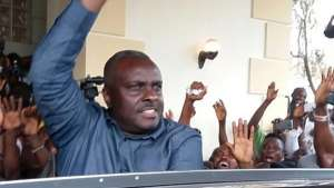 Erstwhile governor of Delta State, James Onanefe Ibori, returned to the country on completion of his jail term in a London prison to a hero's welcome