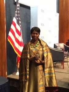 Dr. Isatou Touray