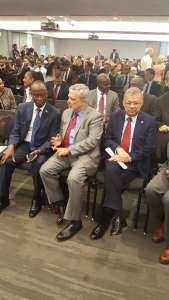 The event was heavily attended by African Diplomats and Policy Experts,and State Department Officials