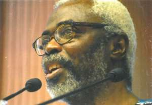 Ehiedu Iweriebor, Professor and former Chair of the Department of Africana and Puerto Rican/Latino Studies, Hunter College, City University of New York, USA