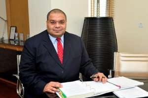 Andrew Alli, CEO of AFC