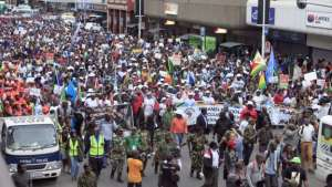 In 2015, thousands of people from all walks of life took part in 'peace marches' in South Africa's main cities calling for an end to xenophobia