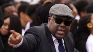 Felix Tshisekedi will be under pressure to live up to his father