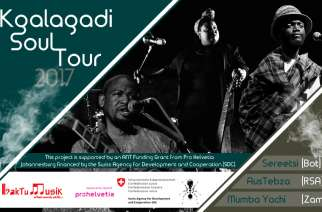 Star studded Kgalagadi Soul to tour SADC for workshops and performances