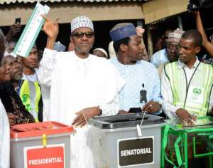 The last elections were in March 2015 when opposition candidate Muhammadu Buhari was elected president (AFP Photo/PIUS UTOMI EKPEI)