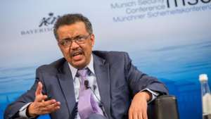 Tedros is a globally recognised expert and author on health issues