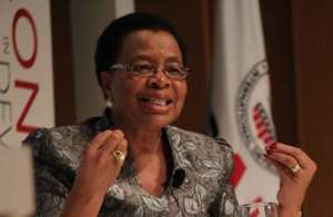 Africa will not move till women are in charge says Graça Machel