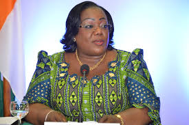 Ms. Anne Désirée Ouloto, Minister of Hygiene, Environment and Sustainable Development and Deputy Spokesperson of the Ivorian Government