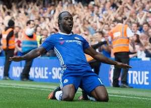 Nigeria's Victor Moses has had great season with Chelsea