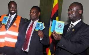 The new East African e-passport.