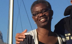 Photo: Supplied Charlotte Nikoi, who went missing while hiking on Table Mountain.