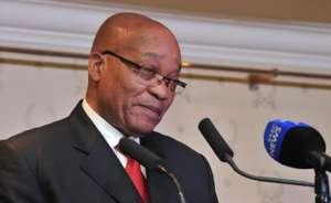 Photo: GCIS President Jacob Zuma (file photo).