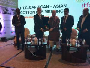 ITFC supports the textile and garment industry through its first African-Asian Cotton B2B meeting in Bangladesh