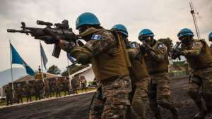 Monusco is the largest UN peacekeeping mission in the world