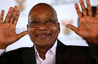 Not yet goodbye for President Jacob Zuma