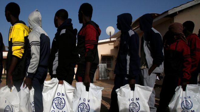 Reports of African migrants being bought and sold mark a new low in the crisis