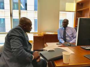 Education is crucial in helping Africa decide its future says Kofi Appenteng