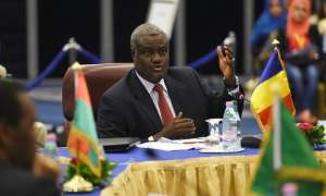 Moussa Faki Mahamat – African Union Chair. Source -the Guardian