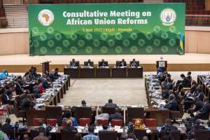 Kagame and African ministers of foreign affairs meet to put reforms in action