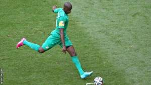 Yaya Toure has played in every match that Ivory Coast have played at their three World Cup final appearances