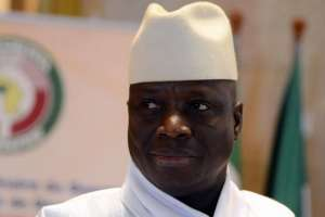 Yahya Jammeh left the country in January after being voted out of power