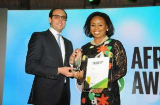 Citi bank wins Lifetime Achievement Award at this year's African Banker Awards