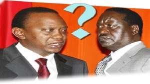 Uhuru Vs Raila rematch is on.At stake is Kenya's future