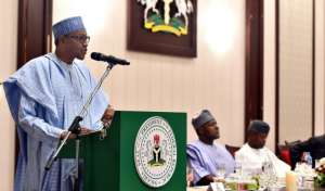 Several influential politicians are watching Buhari's ongoing medical problems closely. Credit: GCIS