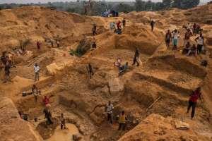 Diamond mining in the Democratic Republic of Congo