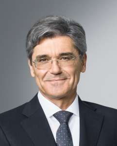 Joe Kaeser - Global CEO Siemens