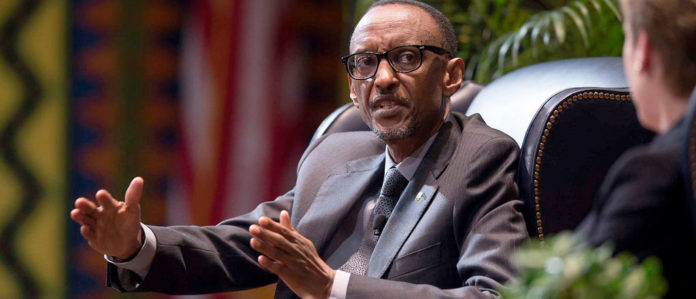 Paul Kagame is poised to win the August elections with ease