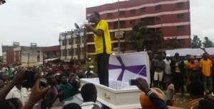 Anglophone activist Mancho Bibixy
