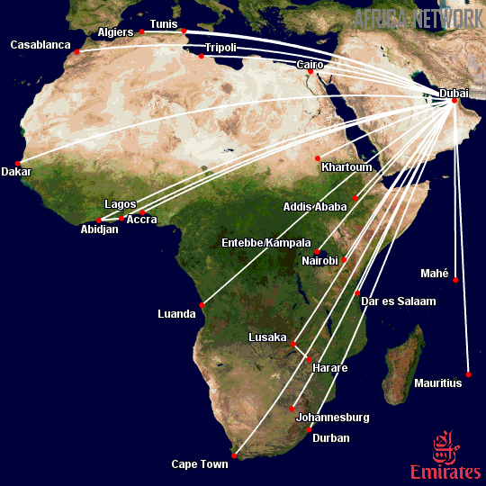 Emirate Africa Network