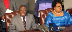 The opposition alliance has seen former foes, such as former PM Morgan Tsvangira and former VP Joice Mujuru, join forces.