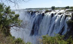 Photo: ebel Victoria Falls.