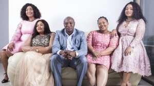 Musa Mseleku and his four wives